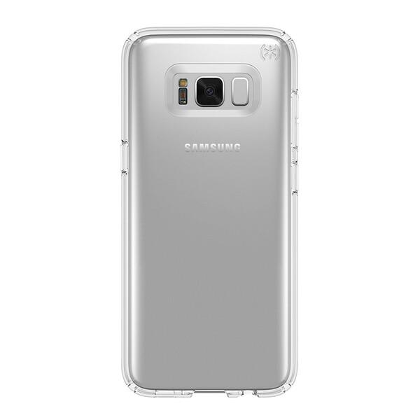 Защитный чехол Speck Presidio Clear Clear для Samsung Galaxy S8 Plus