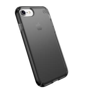Купить Защитный чехол Speck Presidio Clear Onyx Black для iPhone 7