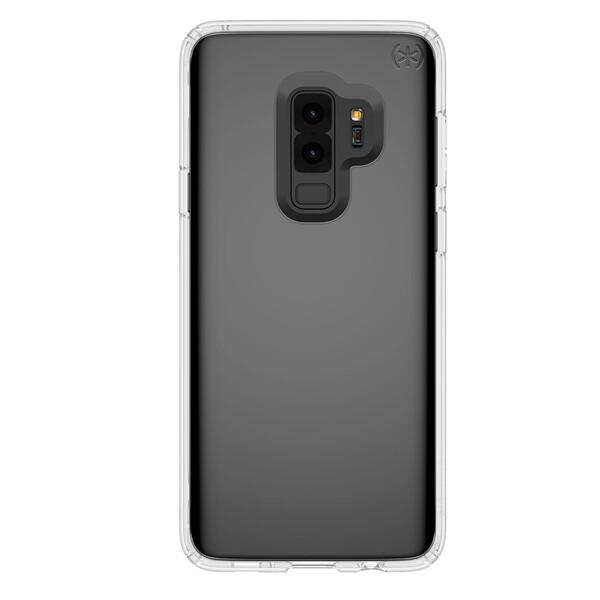 Защитный чехол Speck Presidio Clear Clear для Samsung Galaxy S9 Plus