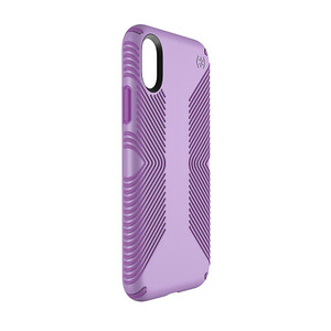 Купить Защитный чехол Speck Presidio Grip Aster Purple/Heliotrope Purple для iPhone X/XS