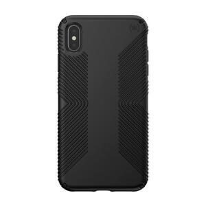Купить Противоударный чехол Speck Presidio Grip Black/Black для iPhone XS Max