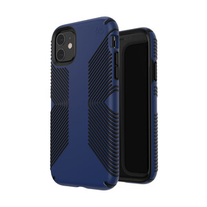 Купить Чехол Speck Presidio Grip Coastal Blue/Black для iPhone 11
