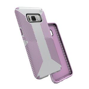 Купить Защитный чехол Speck Presidio Grip Dolphin Grey/Bellflower Purple для Samsung Galaxy S8