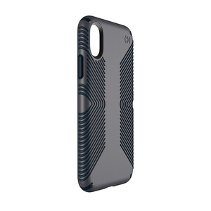 Купить Защитный чехол Speck Presidio Grip Graphite Grey/Charcoal Grey для iPhone X/XS