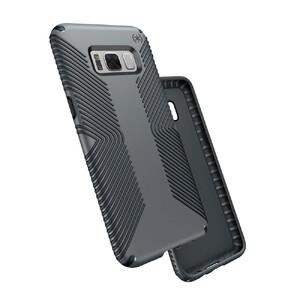 Купить Защитный чехол Speck Presidio Grip Graphite Grey/Charcoal Grey для Samsung Galaxy S8