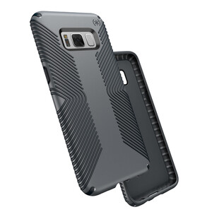 Купить Защитный чехол Speck Presidio Grip Graphite Grey/Charcoal Grey для Samsung Galaxy S8 Plus