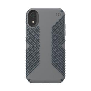 Купить Противоударный чехол Speck Presidio Grip Graphite Grey/Charcoal Grey для iPhone XR
