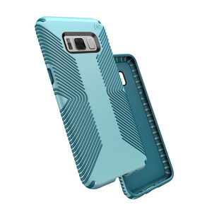 Купить Защитный чехол Speck Presidio Grip Robin Egg Blue/Tide Blue для Samsung Galaxy S8