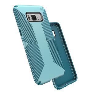 Купить Защитный чехол Speck Presidio Grip Robin Egg Blue/Tide Blue для Samsung Galaxy S8 Plus