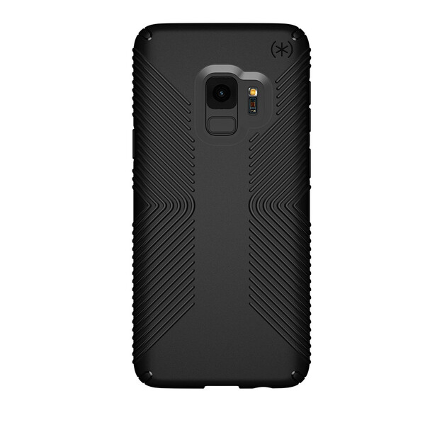 Защитный чехол Speck Presidio Grip Black | Black для Samsung Galaxy S9