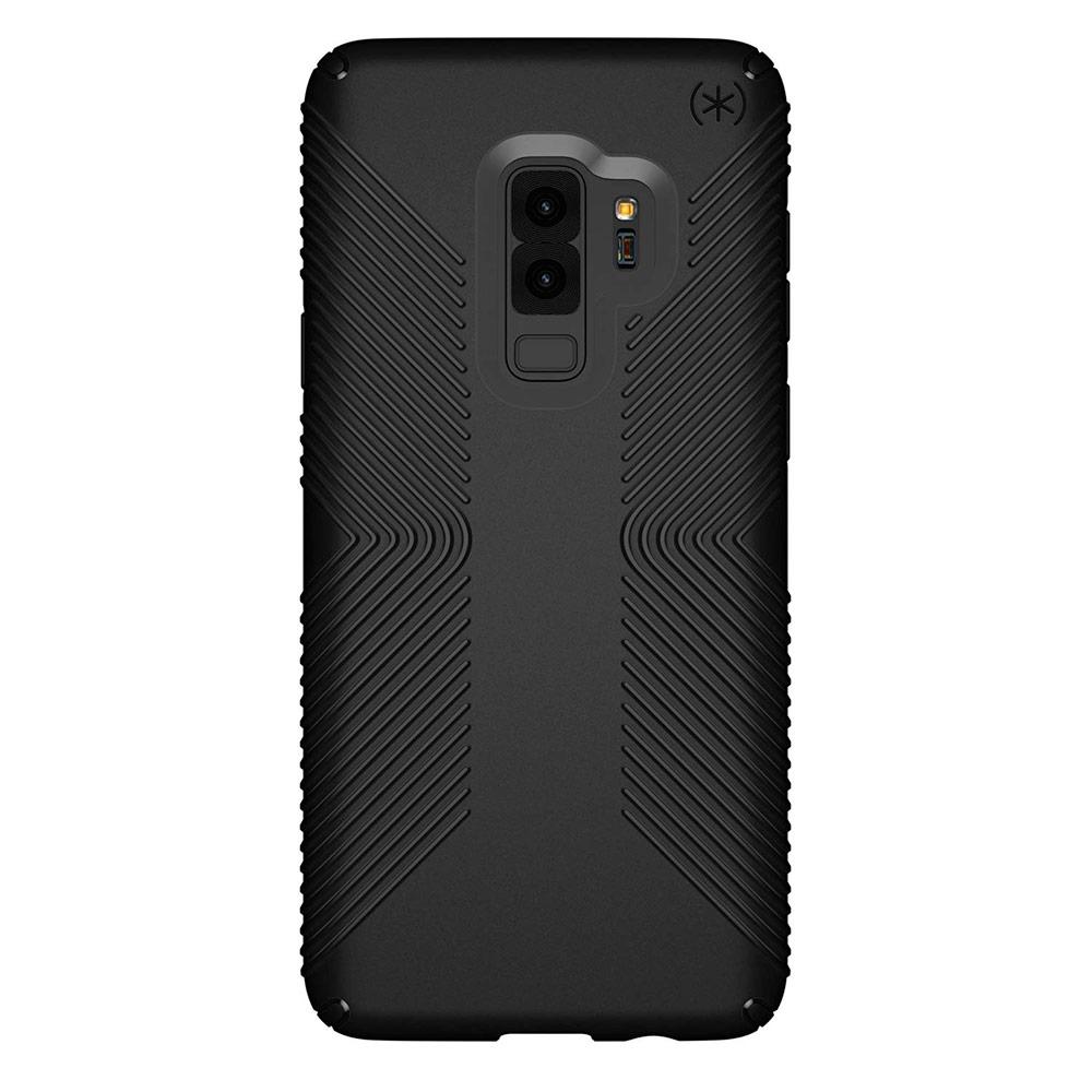 Купить Защитный чехол Speck Presidio Grip Black | Black для Samsung Galaxy S9 Plus