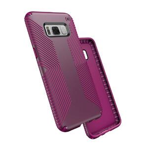 Купить Защитный чехол Speck Presidio Grip Syrah Purple/Magenta Pink для Samsung Galaxy S8