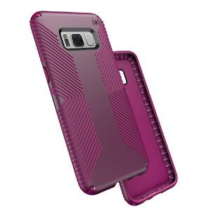Купить Защитный чехол Speck Presidio Grip Syrah Purple/Magenta Pink для Samsung Galaxy S8 Plus