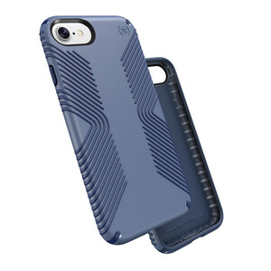 Купить Защитный чехол Speck Presidio Grip Twilight Blue/Marine Blue для iPhone 7