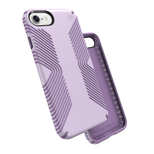 Купить Защитный чехол Speck Presidio Grip Whisper Purple/Lilac Purple для iPhone 7/8