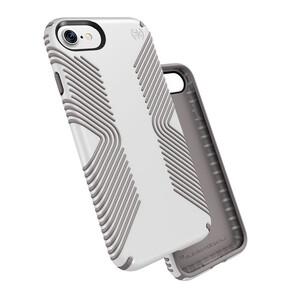 Купить Защитный чехол Speck Presidio Grip White/Ash Grey для iPhone 7