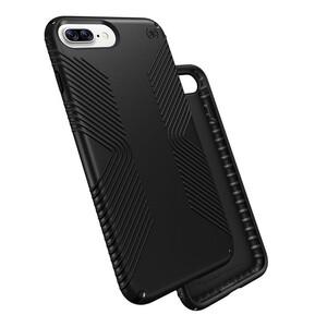 Купить Защитный чехол Speck Presidio Grip Black для iPhone 7 Plus