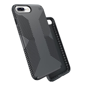 Купить Защитный чехол Speck Presidio Grip Graphite Grey/Charcoal Grey для iPhone 7 Plus