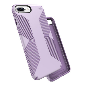Купить Защитный чехол Speck Presidio Grip Whisper Purple/Lilac Purple для iPhone 7 Plus/8 Plus