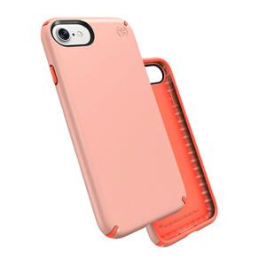 Купить Защитный чехол Speck Presidio Sunset Peach/Warning Orange для iPhone 7/8