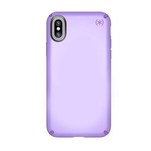 Купить Чехол Speck Presidio Metallic Taro Purple Metallic/Haze Purple для iPhone X/XS