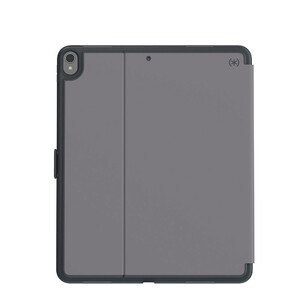 "Купить Противоударный чехол Speck Presidio Pro Folio Filigree Grey/Slate Grey для iPad Pro 12.9"" (2018)"