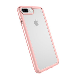 Купить Чехол-бампер Speck Presidio Show Clear/Rose Gold для iPhone 7 Plus/6s Plus/6 Plus