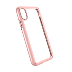 Купить Чехол-бампер Speck Presidio Show Clear/Rose Gold для iPhone X/XS