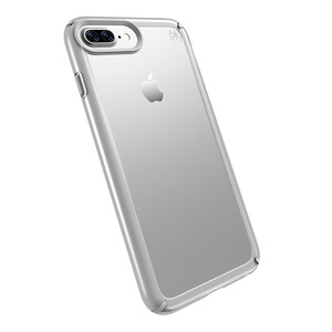 Купить Чехол-бампер Speck Presidio Show Clear/Sterling Silver для iPhone 7 Plus/6s Plus/6 Plus