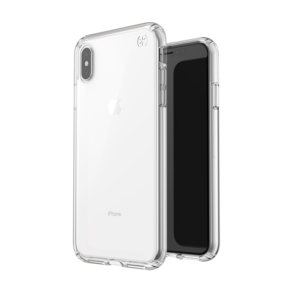 Купить Защитный чехол Speck Presidio Stay Clear для iPhone XS Max