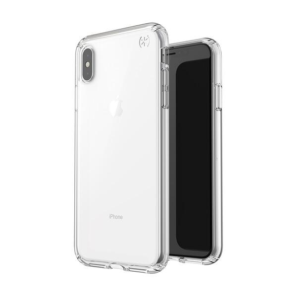 Защитный чехол Speck Presidio Stay Clear для iPhone XS Max
