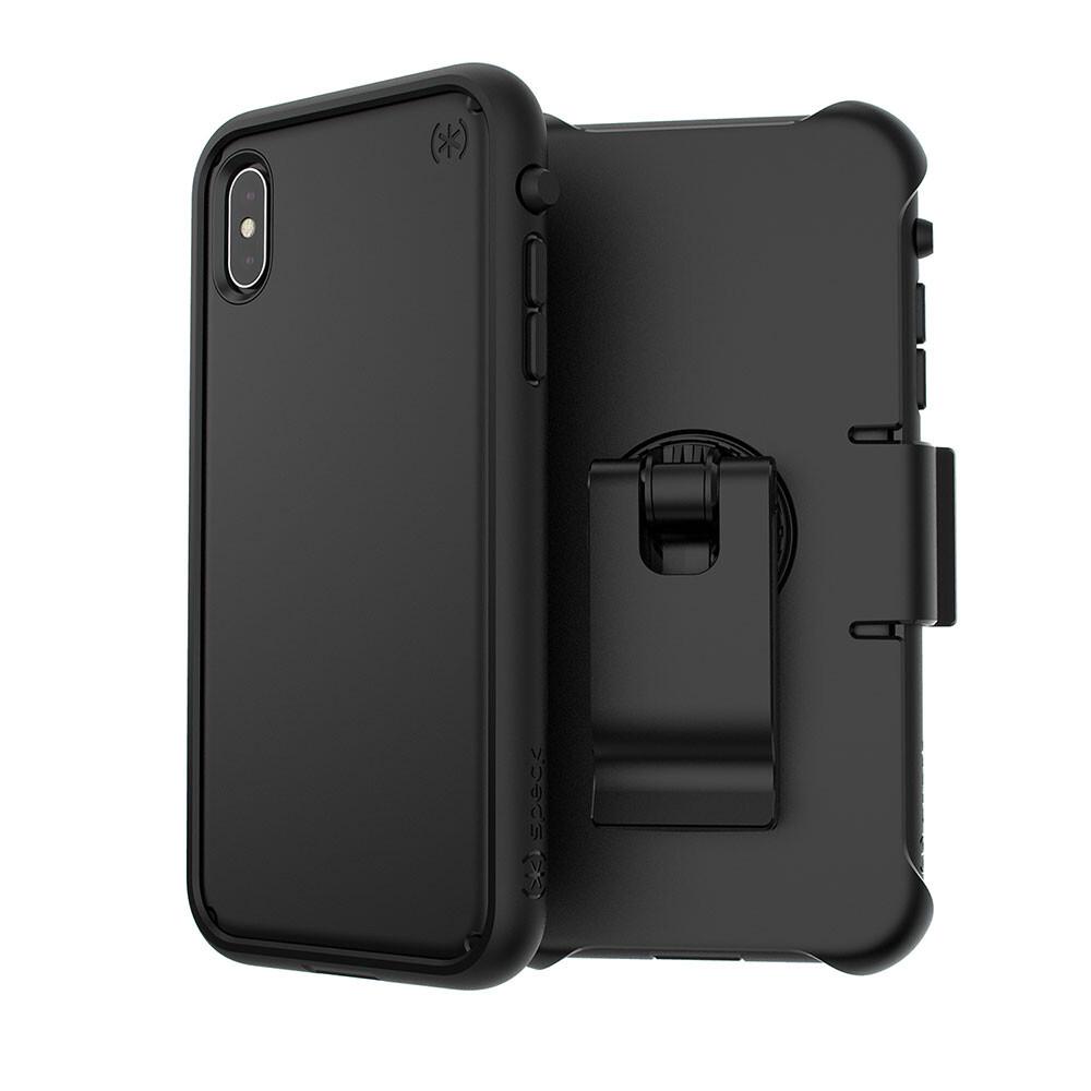 Защитный чехол Speck Presidio ULTRA Black/Black для iPhone XS Max