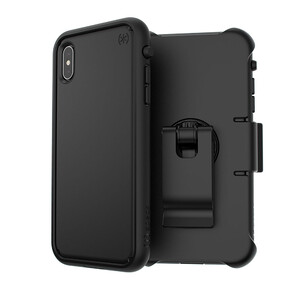 Купить Защитный чехол Speck Presidio ULTRA Black/Black для iPhone XS Max