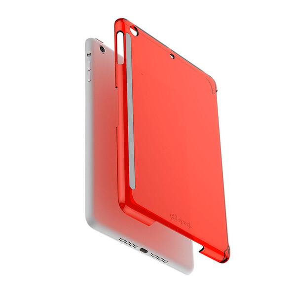 Чехол-накладка Speck SmartShell Poppy Red для iPad mini 1   2   3