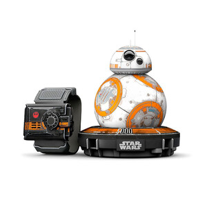 Купить Дроид Sphero BB-8 Star Wars Special Edition с браслетом Force Band