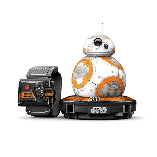 Дроид Sphero BB-8 Star Wars Special Edition с браслетом Force Band