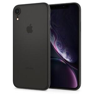 Купить Чехол Spigen AirSkin Black для iPhone XR