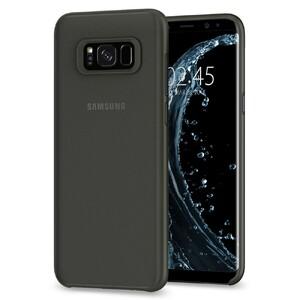 Купить Чехол Spigen AirSkin Black для Samsung Galaxy S8 Plus