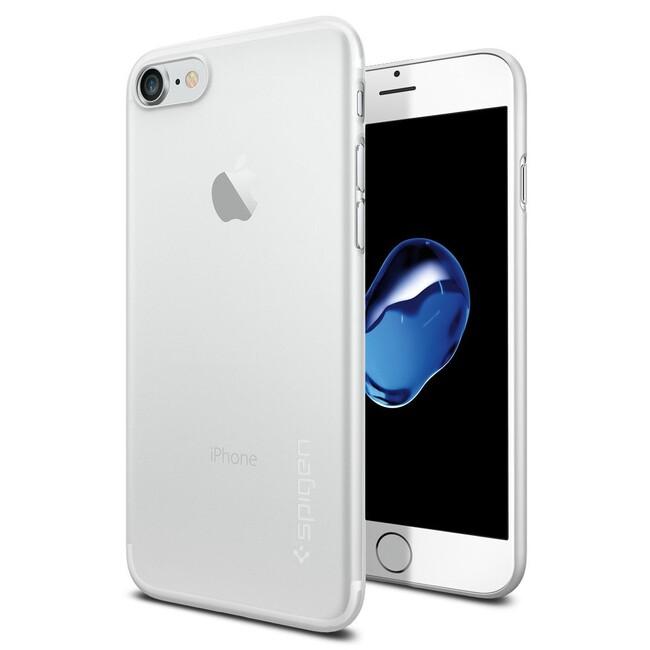 Чехол Spigen Air Skin для iPhone 7