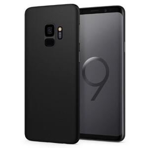 Купить Чехол Spigen AirSkin Black для Samsung Galaxy S9