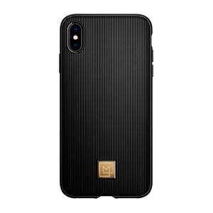 Купить Защитный чехол Spigen Case La Manon Classy Black для iPhone XS Max