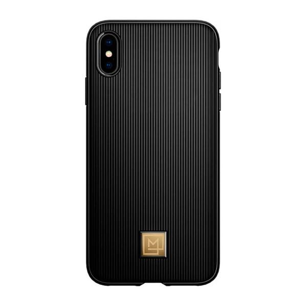 Защитный чехол Spigen Case La Manon Classy Black для iPhone XS Max