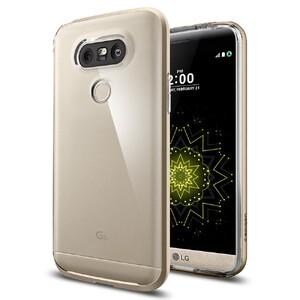 Купить Чехол Spigen Neo Hybrid Crystal Champagne Gold для LG G5