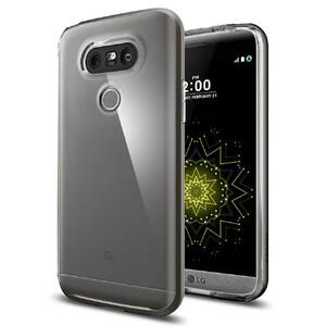 Купить Чехол Spigen Neo Hybrid Crystal Gunmetal для LG G5