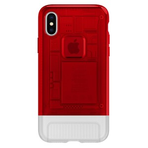 Купить Чехол Spigen Classic C1 Ruby для iPhone X/XS