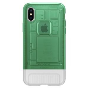 Купить Чехол Spigen Classic C1 Sage для iPhone X/XS