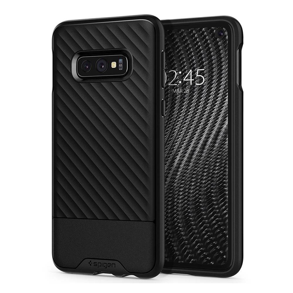 Купить Противоударный чехол Spigen Core Armor Black для Samsung Galaxy S10e
