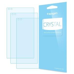 Купить Защитная пленка Spigen Crystal для LG V10 (3 пленки)