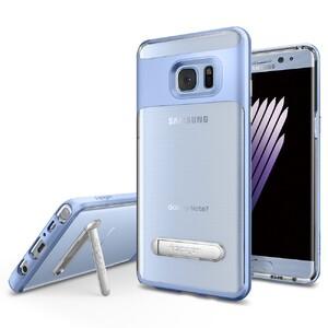 Купить Чехол Spigen Crystal Hybrid Blue Coral для Samsung Galaxy Note 7