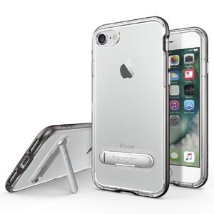 Купить Чехол Spigen Crystal Hybrid Gunmetal для iPhone 7